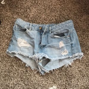 Divided shorts size 8